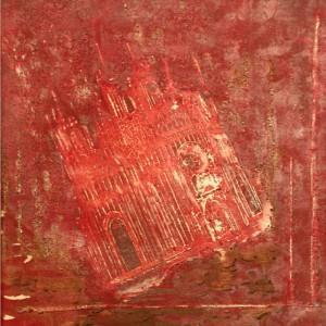Emlék 1 / Memento 1 (1981, vegyes, 23 cm x 27 cm)