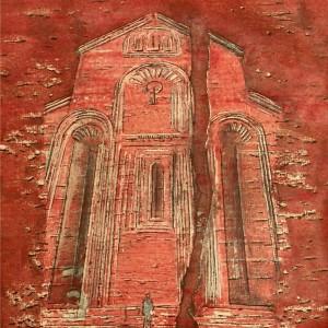 Emlék 2 / Memento 2 (1981, vegyes, 23 cm x 27 cm)