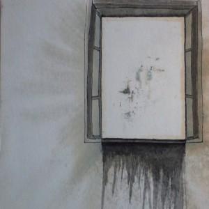 Szellőztetés 1981-ben / Airing in 1981 (1981, vegyes, 29,5 cm x 41,5 cm)