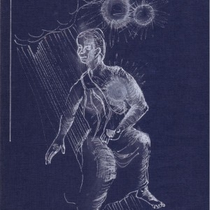 Sehol / Nowhere (1982, fehér ceruza)