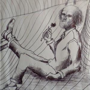 Braquel (1984, tus, 20 cm x 22 cm)