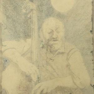 Pege (1984, vegyes, 27 cm x 31 cm)