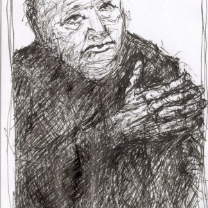 Churchill (2004, toll, 10,5 cm x 15 cm)