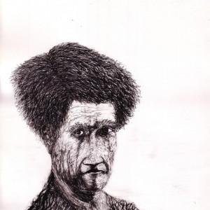 Orwell (2004, tus, 21 cm x 31,5 cm)