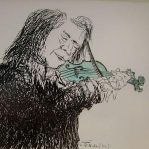 A zöld hegedű / The Green Violin (2006, tus)