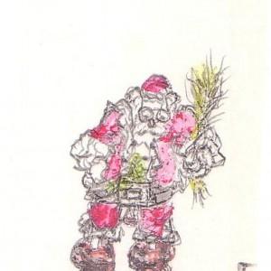 Mackómikulás / Bear Claus